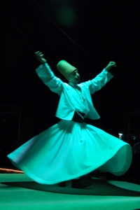 The Whirling Dervishes of Cappadocia