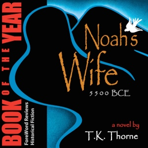 NOAH'S WIFE COVER for AUDIBLE for web