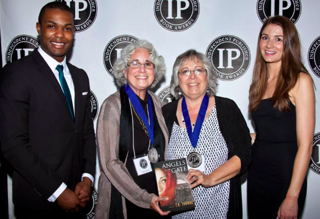 Ben Franklin Award Acceptance in Chicago copy